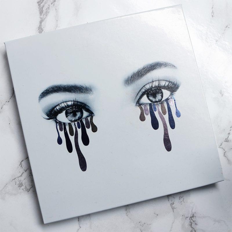 Kylie Purple Palette Review