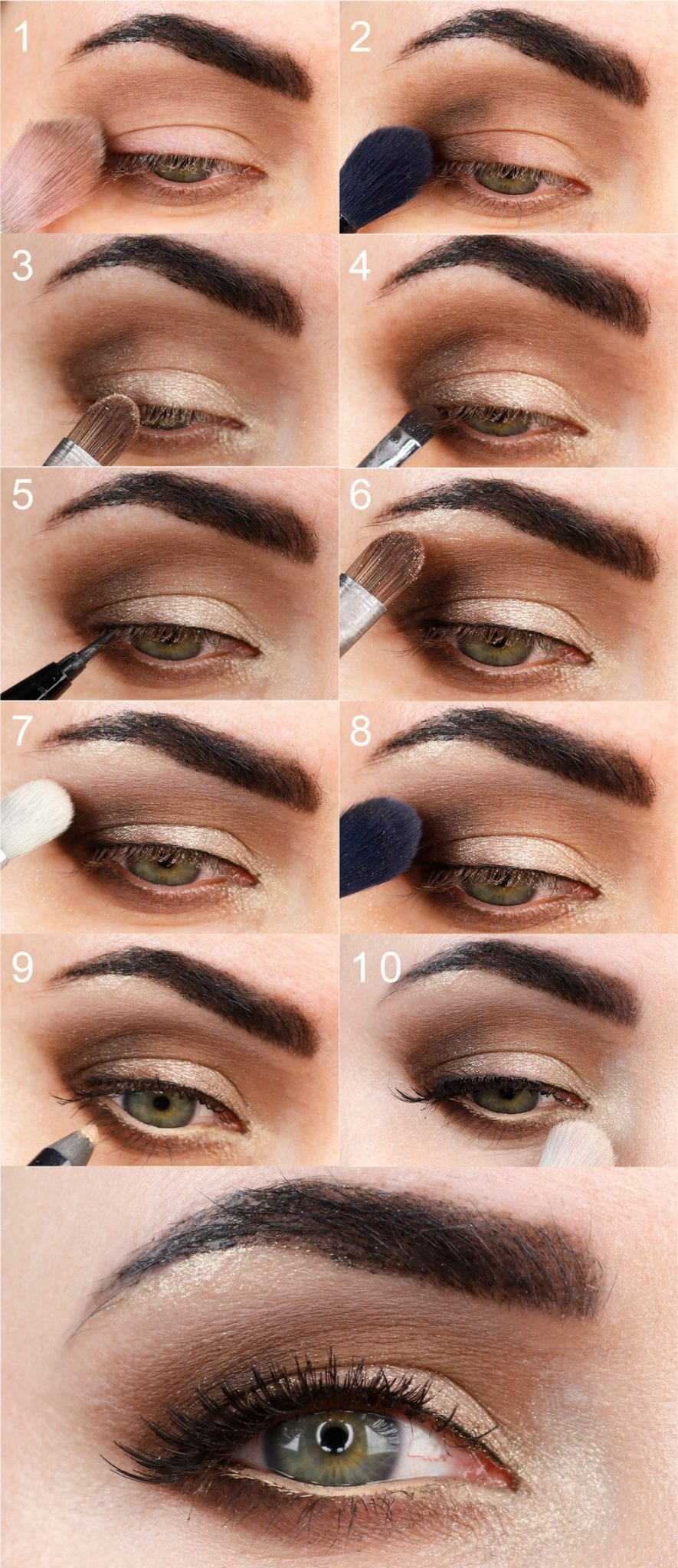 Everyday Makeup Tutorial With Melt Cosmetics