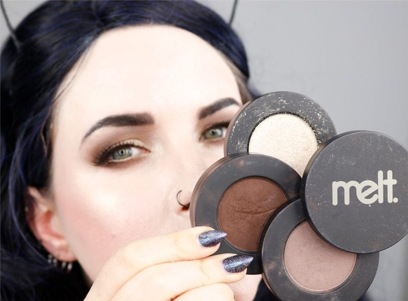 Everyday Makeup Tutorial with Melt Cosmetics - A Cruelty Free Makeup Tutorial with Leaping Bunny Approved Makeup Brand Melt Cosmetics.