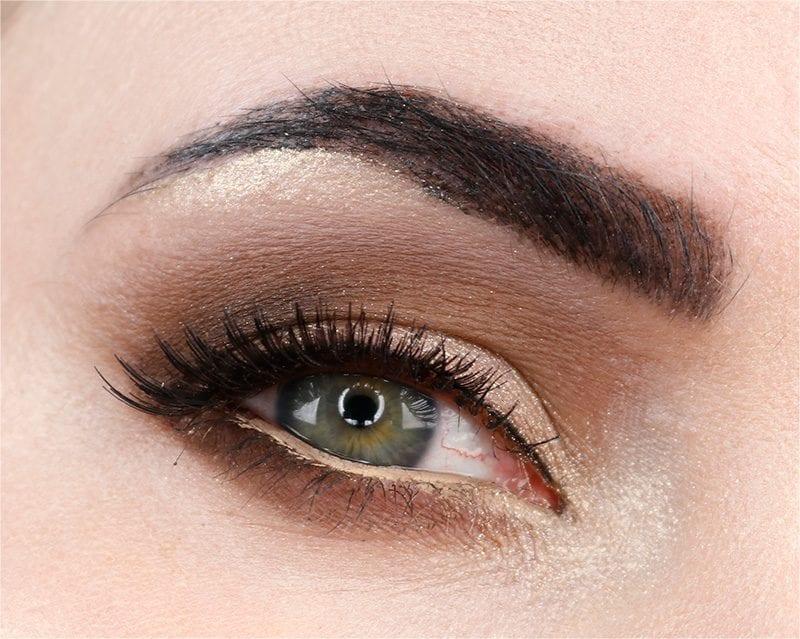 Cruelty Free Hooded Eye Makeup Tutorial