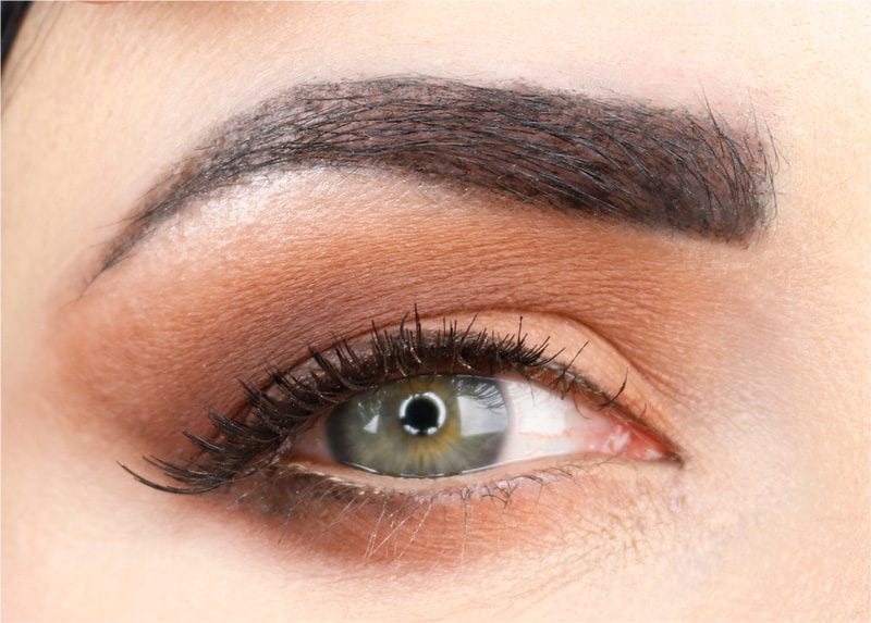 Eye Look Using the Too Faced Just Peachy Mattes Palette