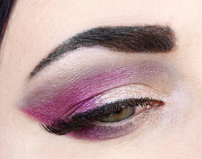 Smoky Berry Makeup Tutorial