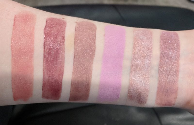 Aromaleigh Orpheus and Eurydice Review and Swatches