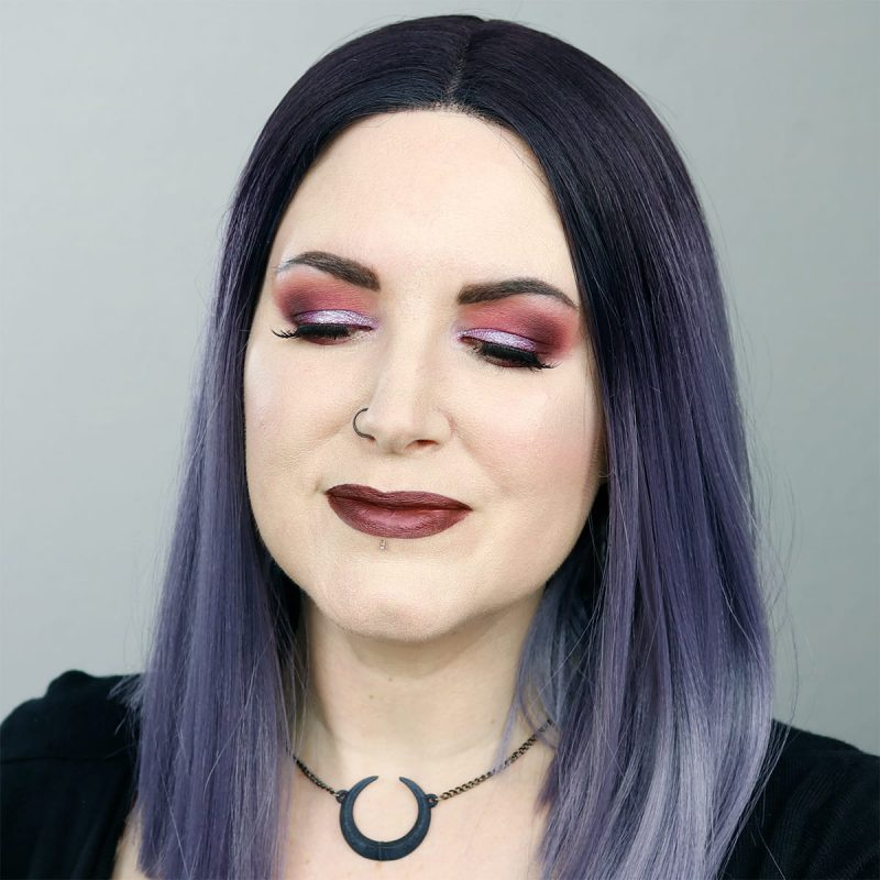 Wearing Makeup Geek, Melt Cosmetics and Suva Beauty