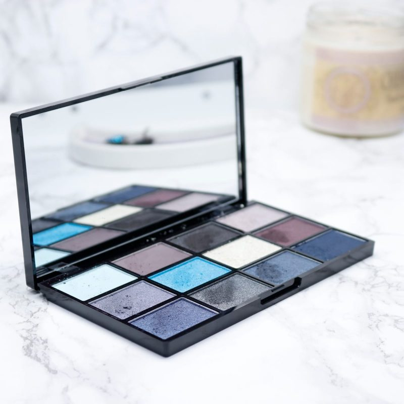 Nyx In Your Element Wind Palette