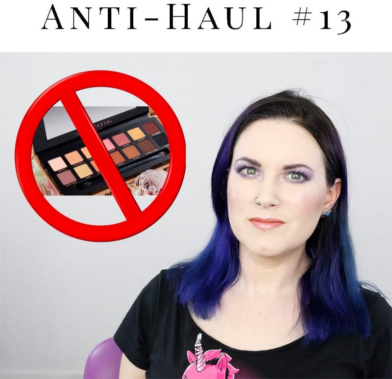 What I'm Not Gonna Buy Anti Haul #13