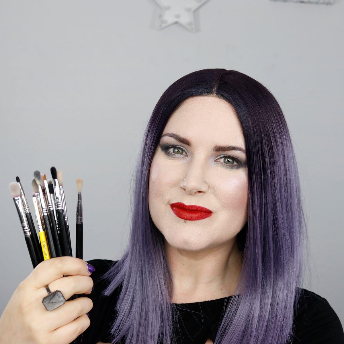 Best Eyeshadow Brushes For Hooded Eyes How I Use Them