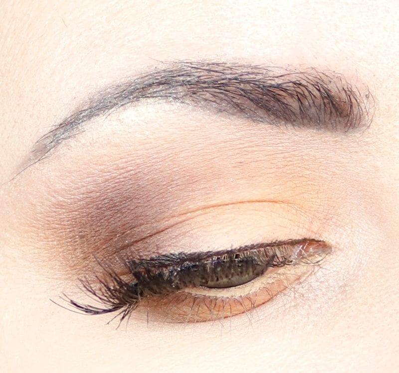 Peachy Brown Eyeshadow