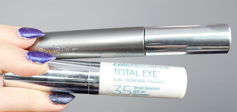 Colorescience Total Eye 3-in- 1 Renewal Therapy SPF 35 Primer and Mascara