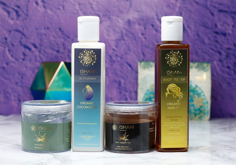 Ishani Botanicals Favorites