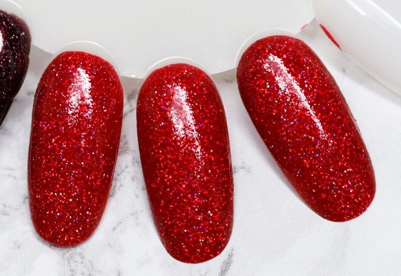 KBShimmer Deck the Claws swatch