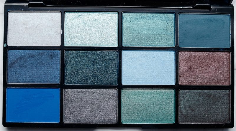 Nyx In Your Element Water Palette