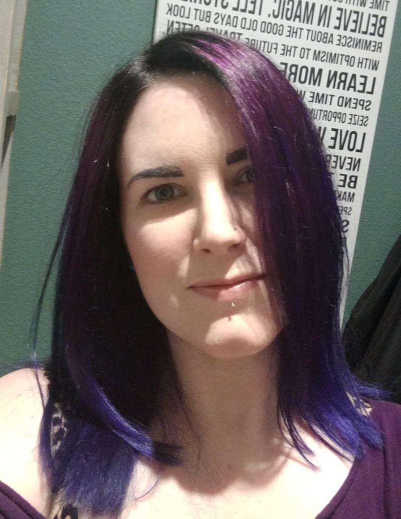 Pravana Galaxy Hair My New Hair Color Is Out Of This World