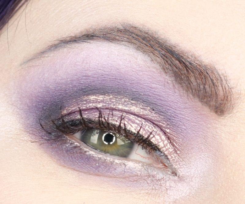 Purple Cut Crease Tutorial
