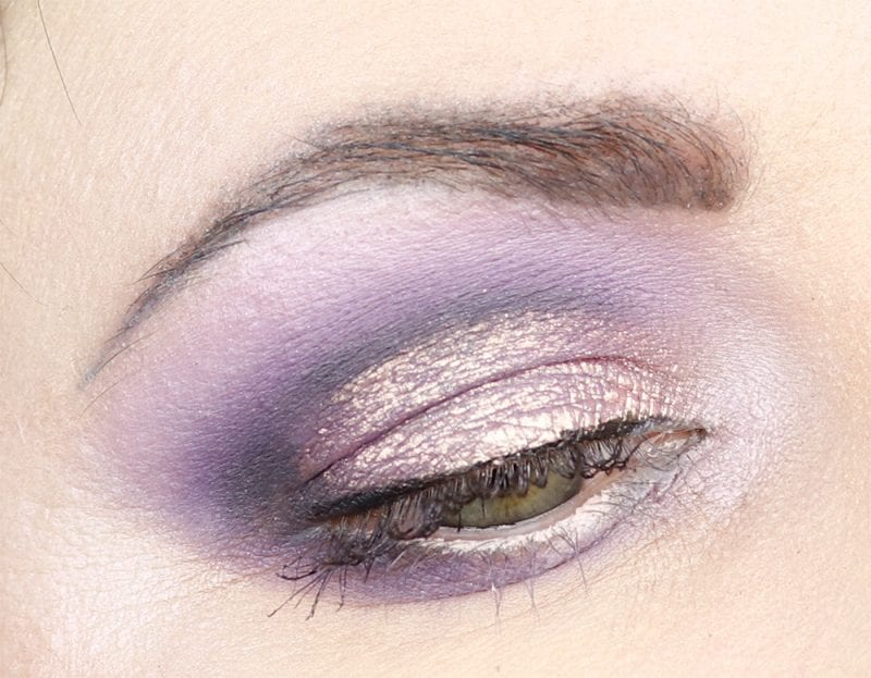 Purple Cut Crease Tutorial