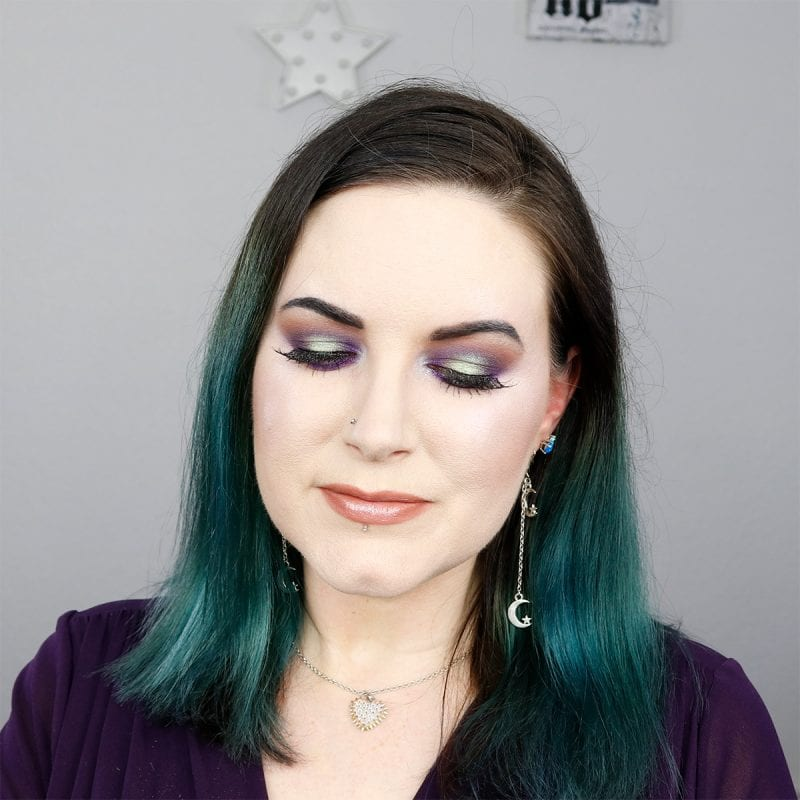 Urban Decay Kaleidoscope Tutorial