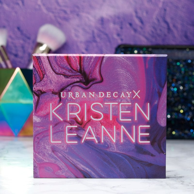 Urban Decay Kristen Leanne Collection Kaleidoscope Palette