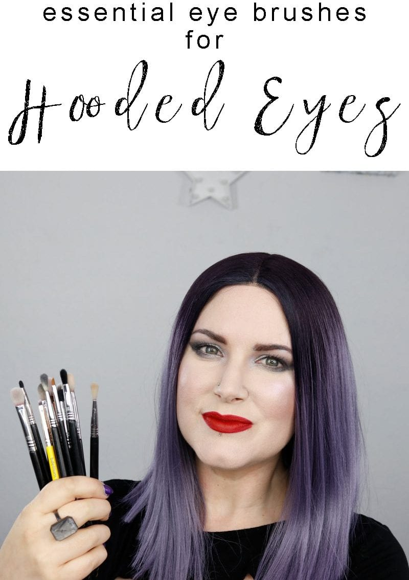 Best Eye Makeup Brushes for Hooded Eyes - These are the eye makeup brushes you need for hooded eyes! Create beautifully blended makeup looks with Sigma brushes.