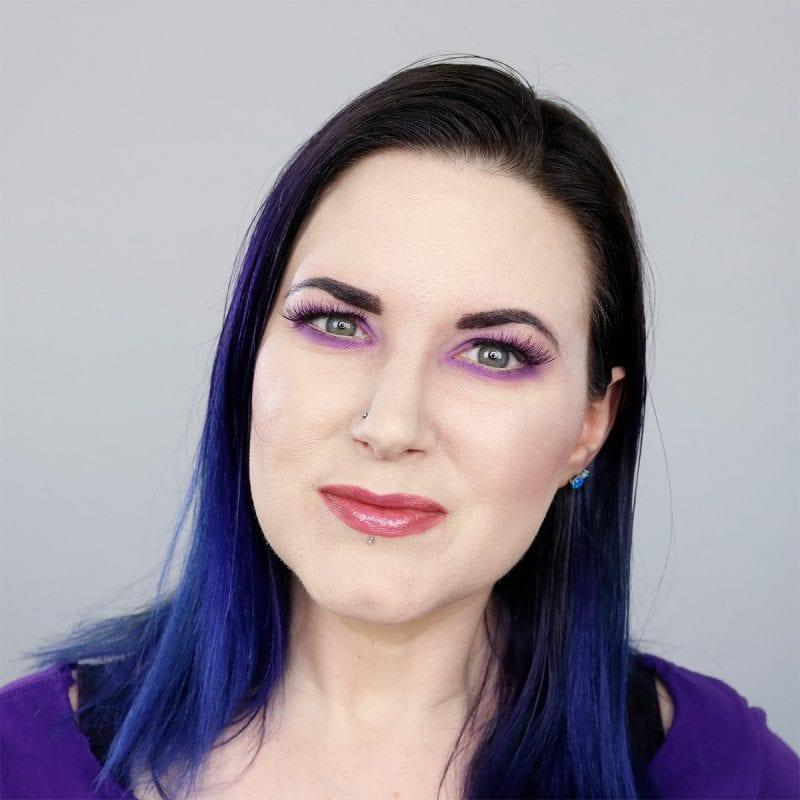 Azelique Cosmetics Cruelty-Free Makeup Look
