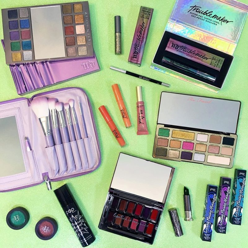 Amazing Cruelty-Free Makeup Giveaway Worth Over $430!
