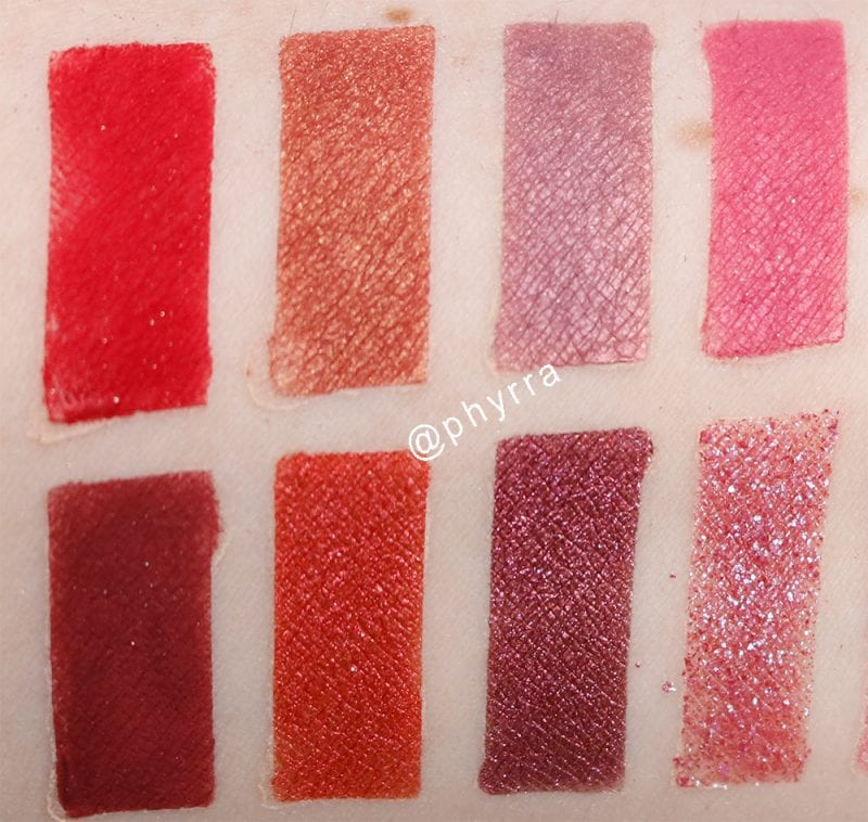 Blood Sugar Palette by Jeffree Star #15