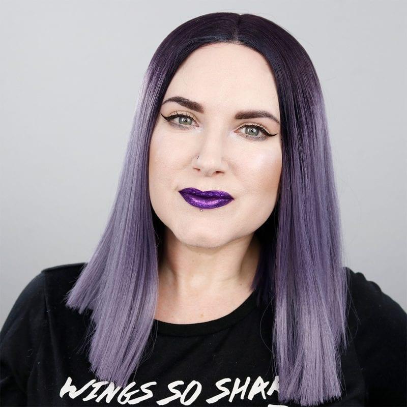 Kat Von D Everlasting Glimmer Veil Liquid Lipstick in Televator