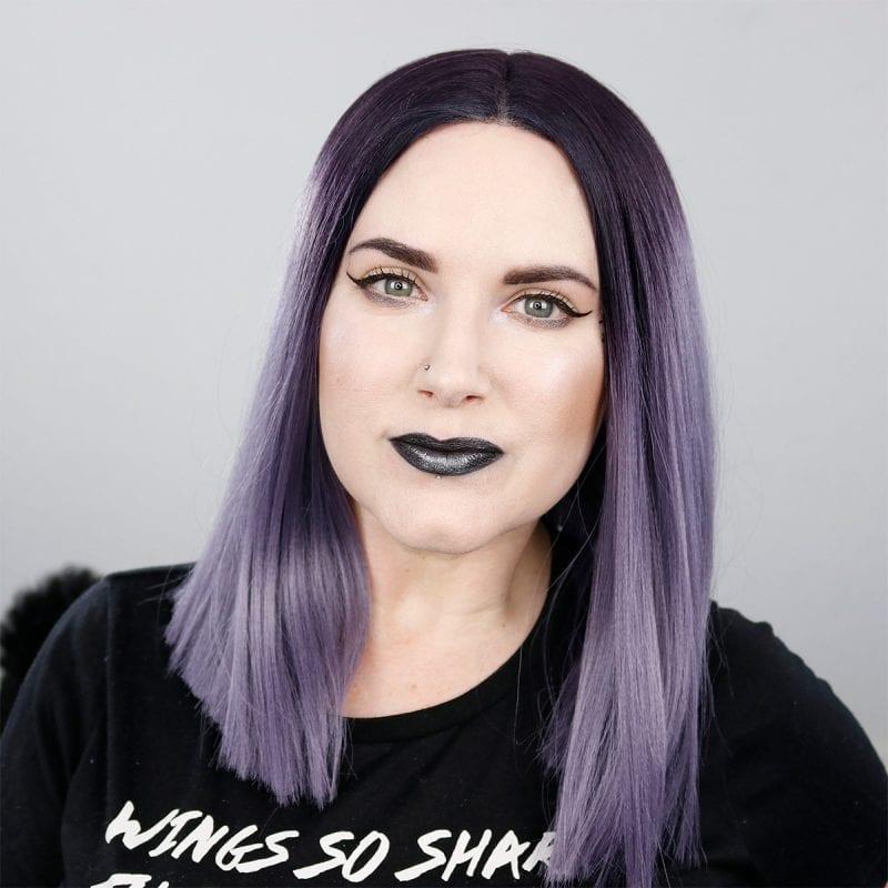 Kat Von D Everlasting Glimmer Veil Liquid Lipstick in Wizard