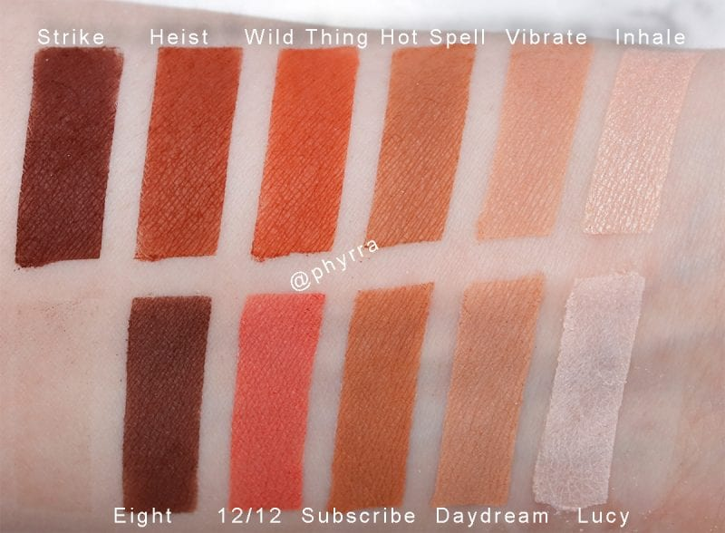 Naked Petite Heat Eyeshadow Palette by Urban Decay #11