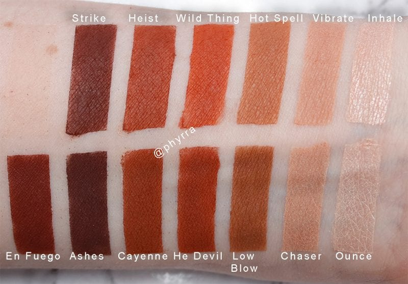 Naked Petite Heat Eyeshadow Palette by Urban Decay #22