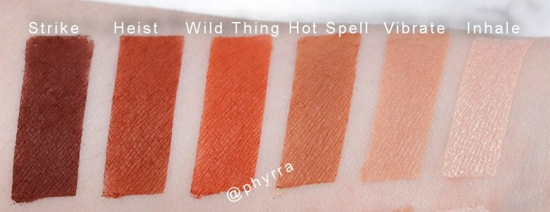 Naked Petite Heat Eyeshadow Palette by Urban Decay #3