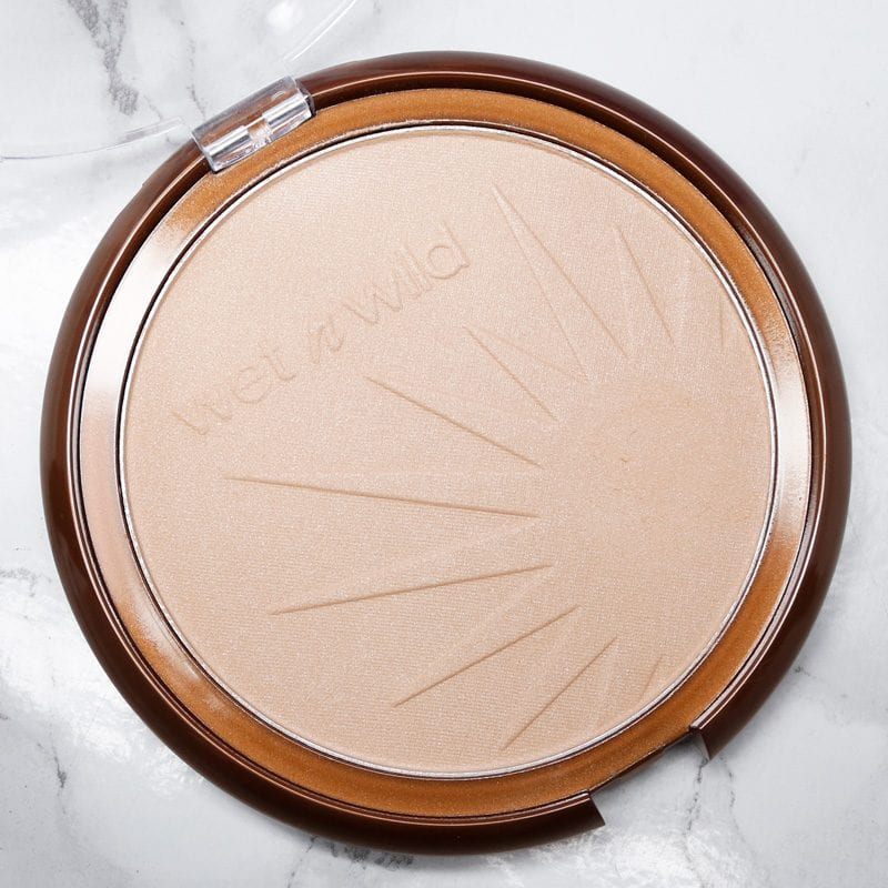 Wet n' Wild Color Icon Bronzer in Reserve Your Cabana