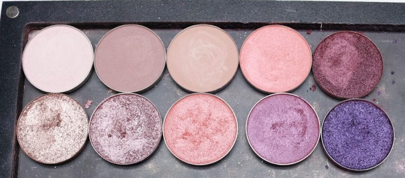 Anastasia Beverly Hills DIY Cool Berries Eyeshadow Palette