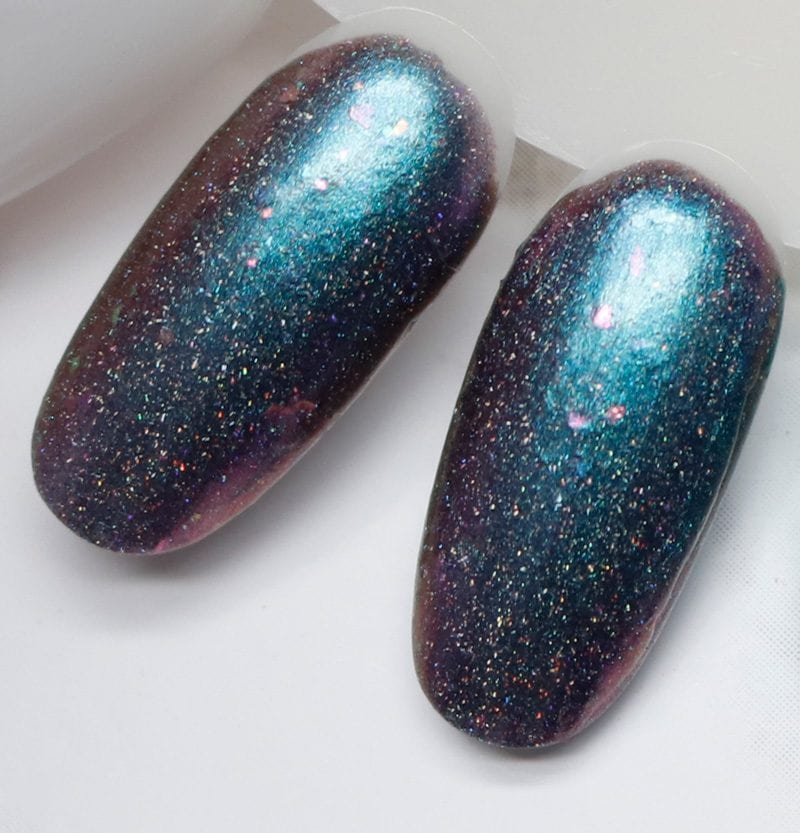 KBShimmer If You Want My Bodice swatch