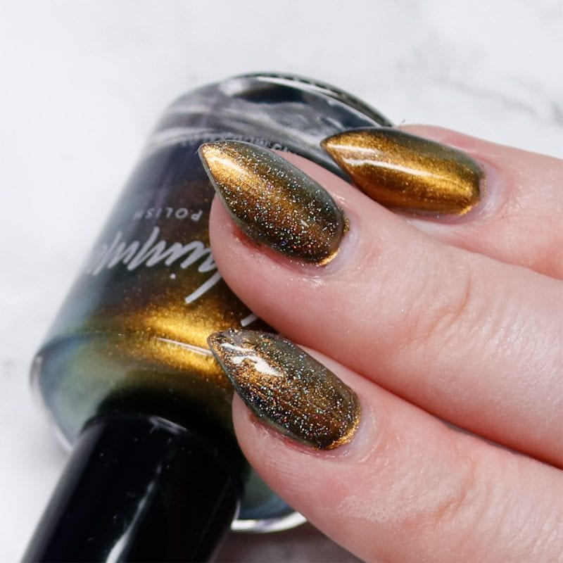 KBShimmer Thrust Issues Mani