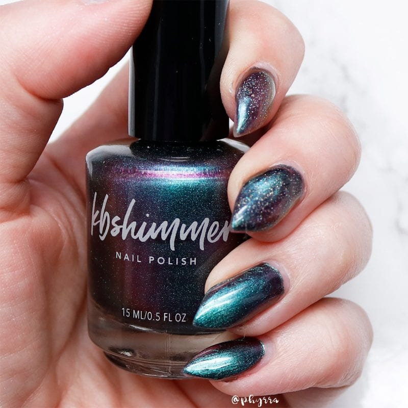 KBShimmer Spaced Out Mani