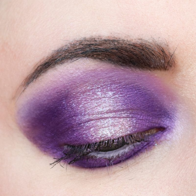 UltraViolet Makeup Tutorial