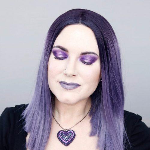 UltraViolet Makeup Tutorial