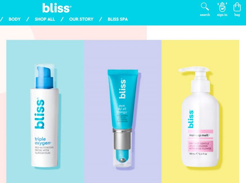 Is Bliss Cruelty-free?