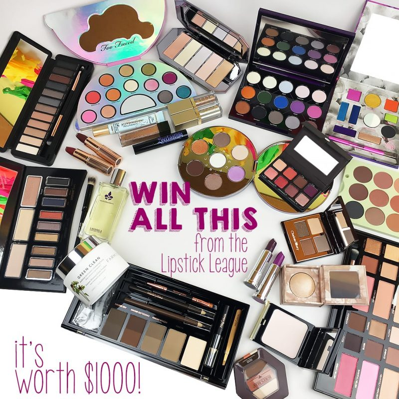 $1000 Beauty Product Giveaway