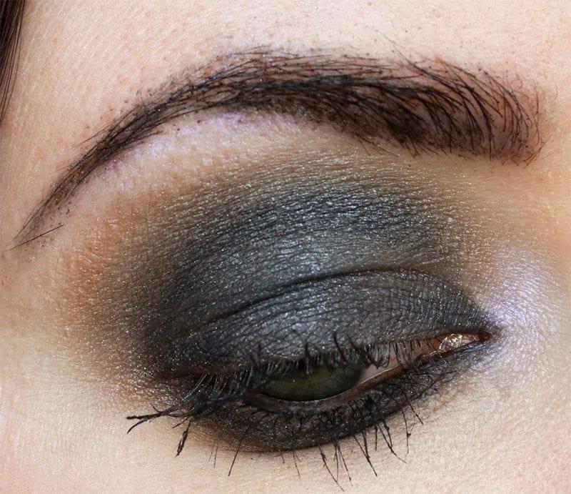 Milani Smoke Signals Hooded Eye Makeup Look