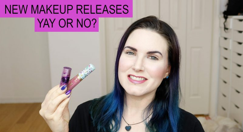 New Makeup Releases April 2018 - Going on the Wishlist or No?