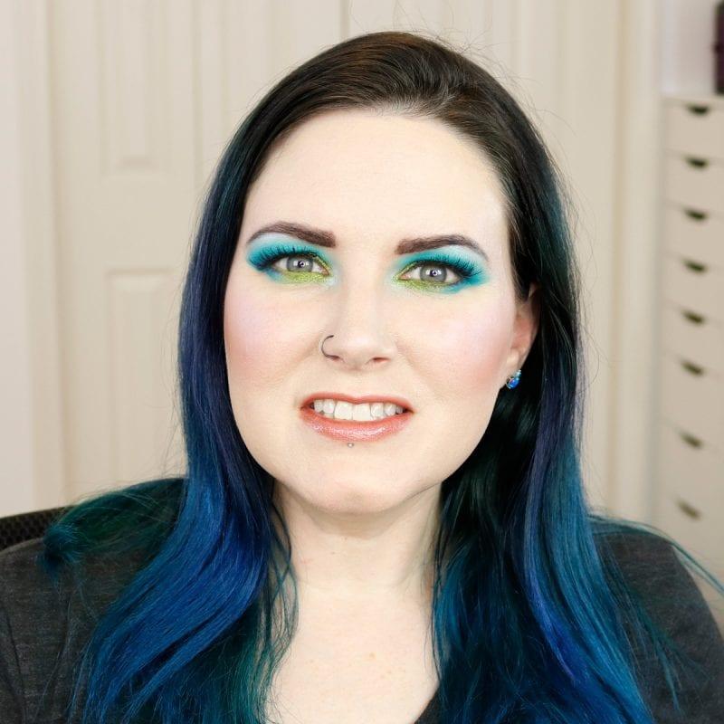 Makeup Geek Power Pigments Tutorial