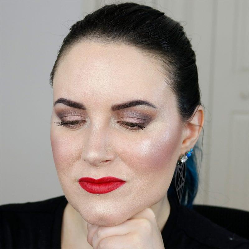 Cool Toned Makeup Tutorial
