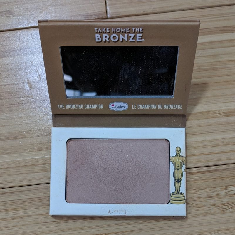 theBalm Take Home the Bronzer in Oliver