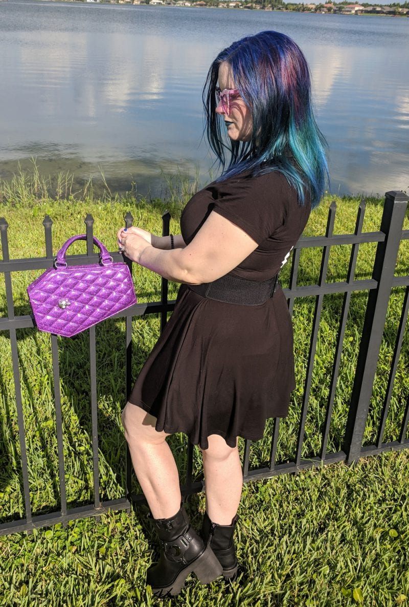 Killstar Lucine Skater Dress A Dress Fit For A Moon Witch