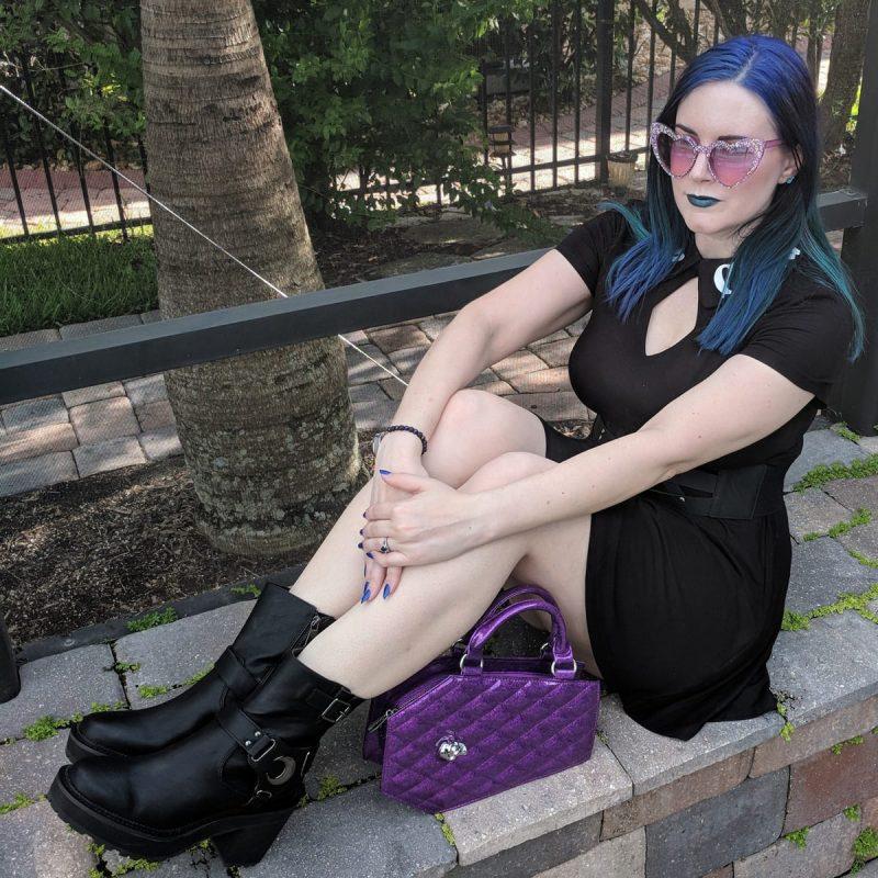 Killstar Lucine Skater Dress