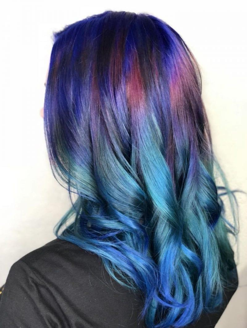 Pulp Riot Neon Electric Nirvana Hair
