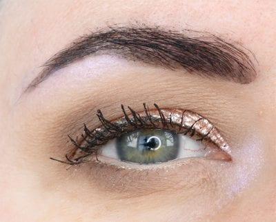 Cool Browns Eyeshadow Tutorial for hooded eyes on hooded, downturned eyes