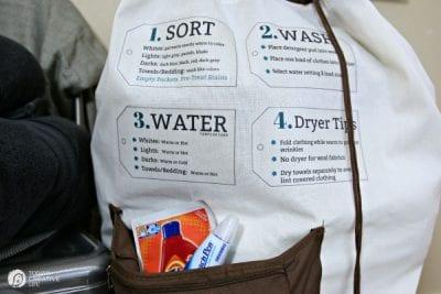 DIY Custom Laundry Bag