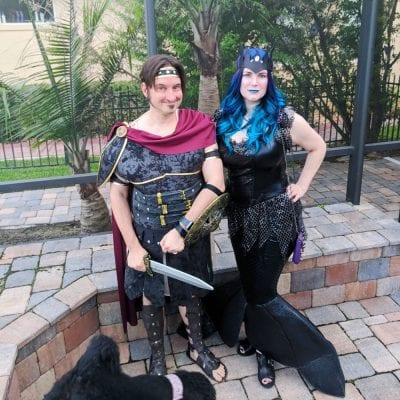 Dark Siren Costume